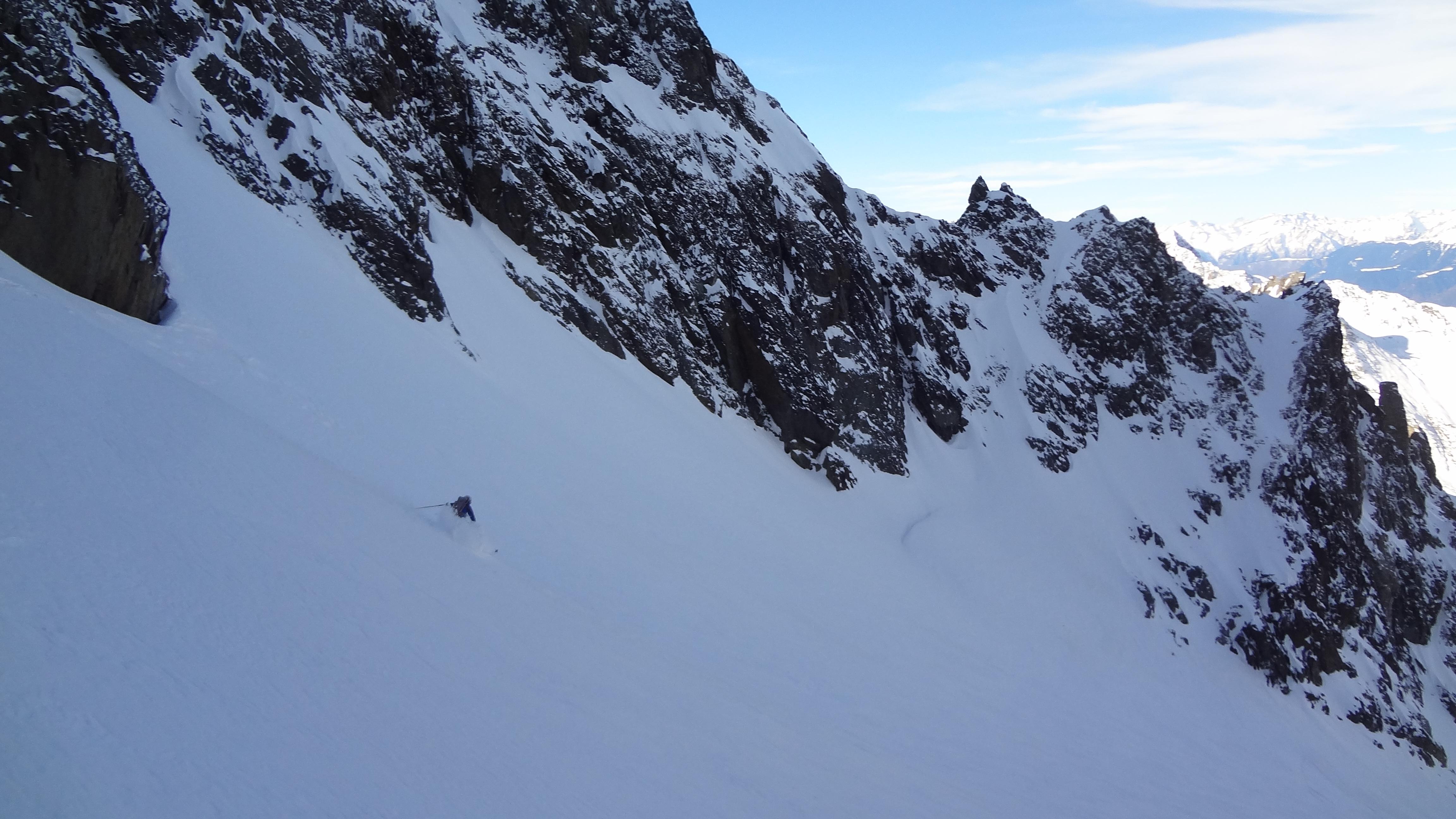 Scialpinismo è libertà!