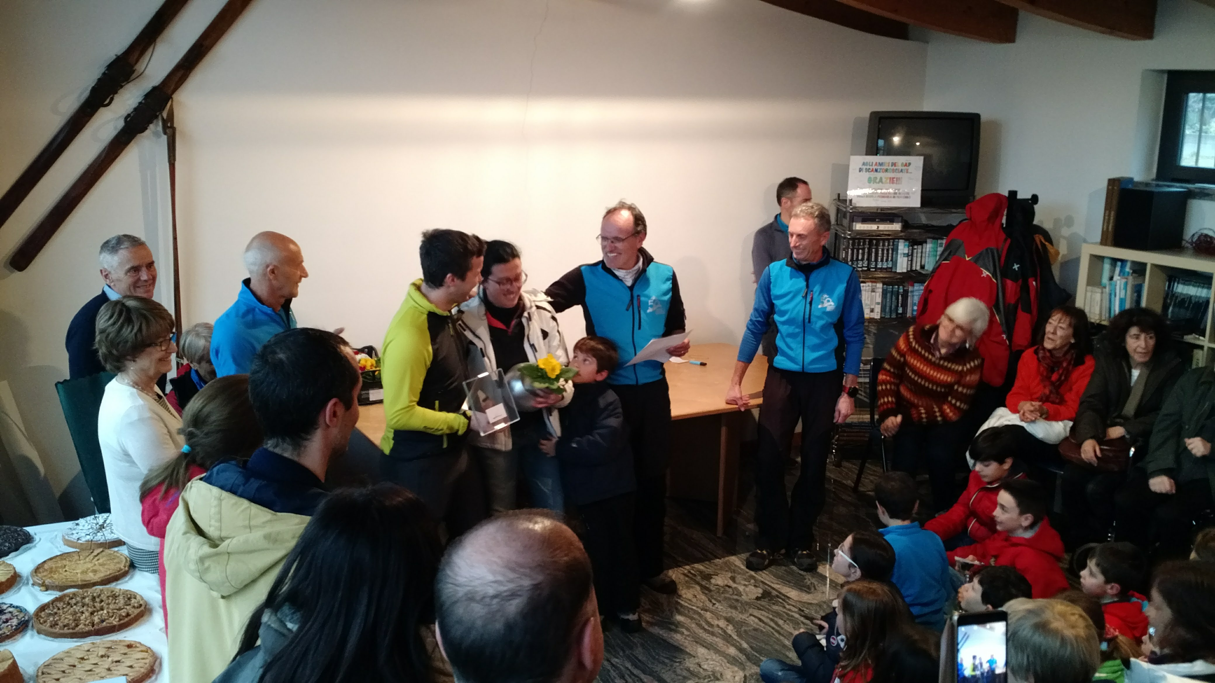 Marco ed Elena vincitori del Trofeo Benigni