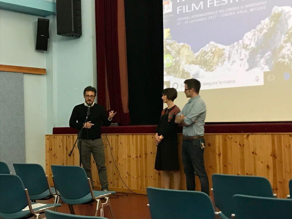 Presentazione del Film GAP a Milano