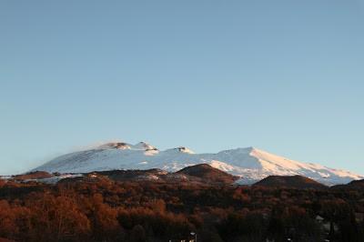 Etna, scialpinismo nel cuore del mediterraneo.