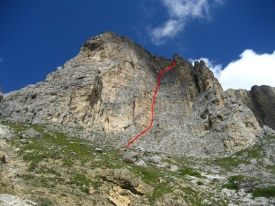 Dolomiti coast to coast-Arrampicate Sella e Ciavazes