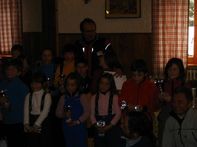 XXVIII Trofeo Benigni Terzo, Premiazioni.