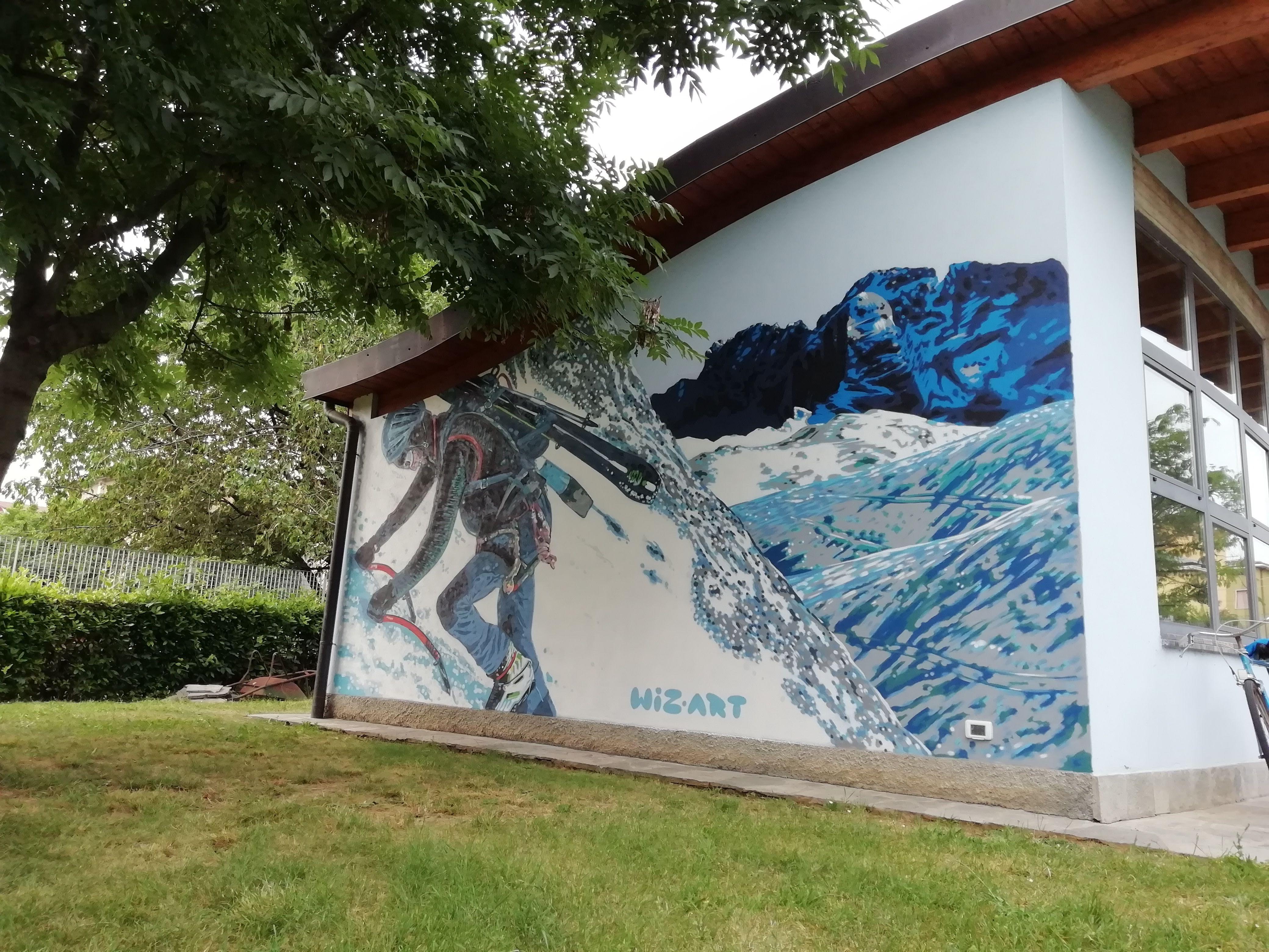 Murales a tema – Sede GAP