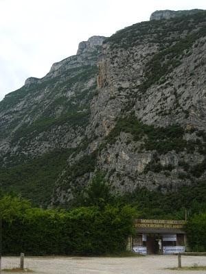 Via Baldo Groaz, Pian della Paia, Arco.