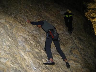Un tranquillo Week End di ….arrampicata..
