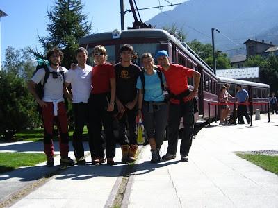 Monte Bianco!