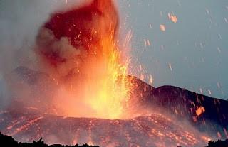 Aspettando l'Etna…