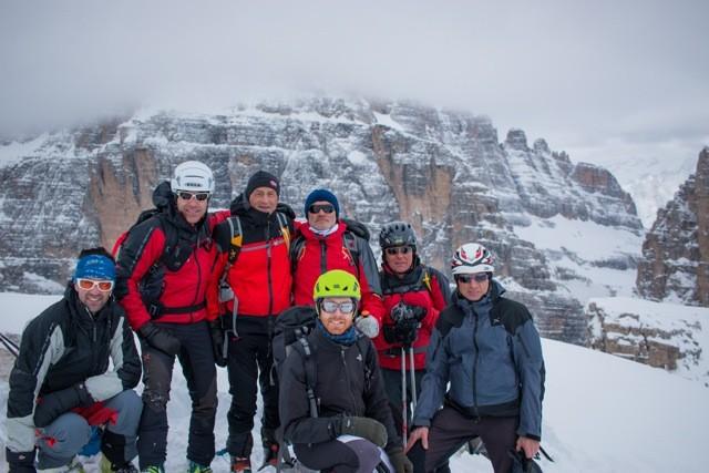 Il Pendolino degli scialpinisti