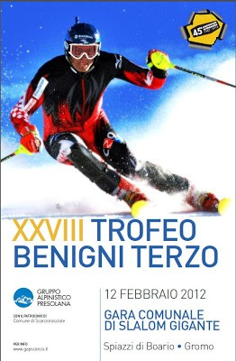 XXVIII Trofeo Benigni TERZO