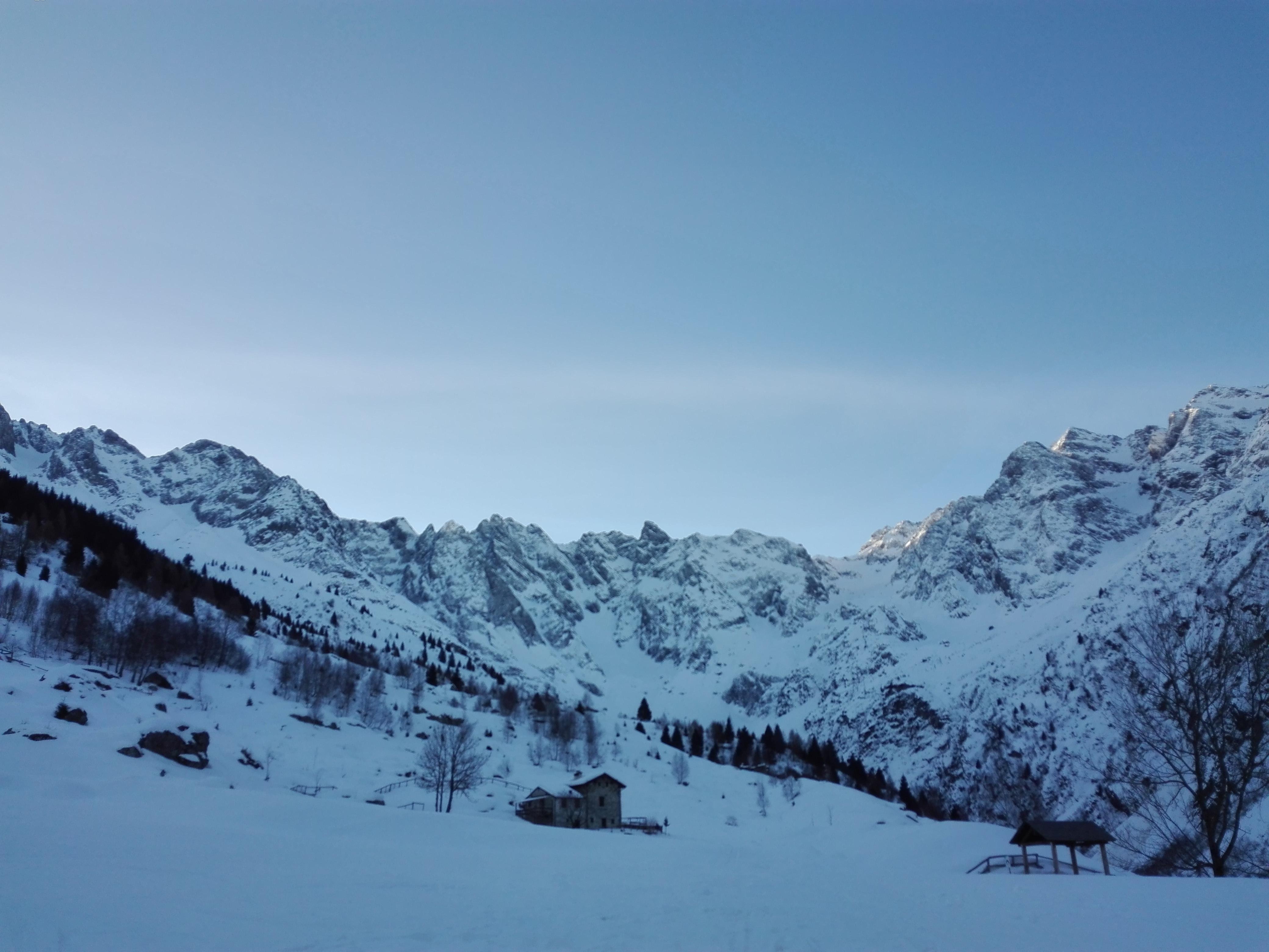 Il respiro dell'inverno