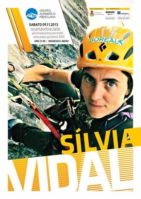 Silvia Vidal a Scanzorosciate questo fine settimana.