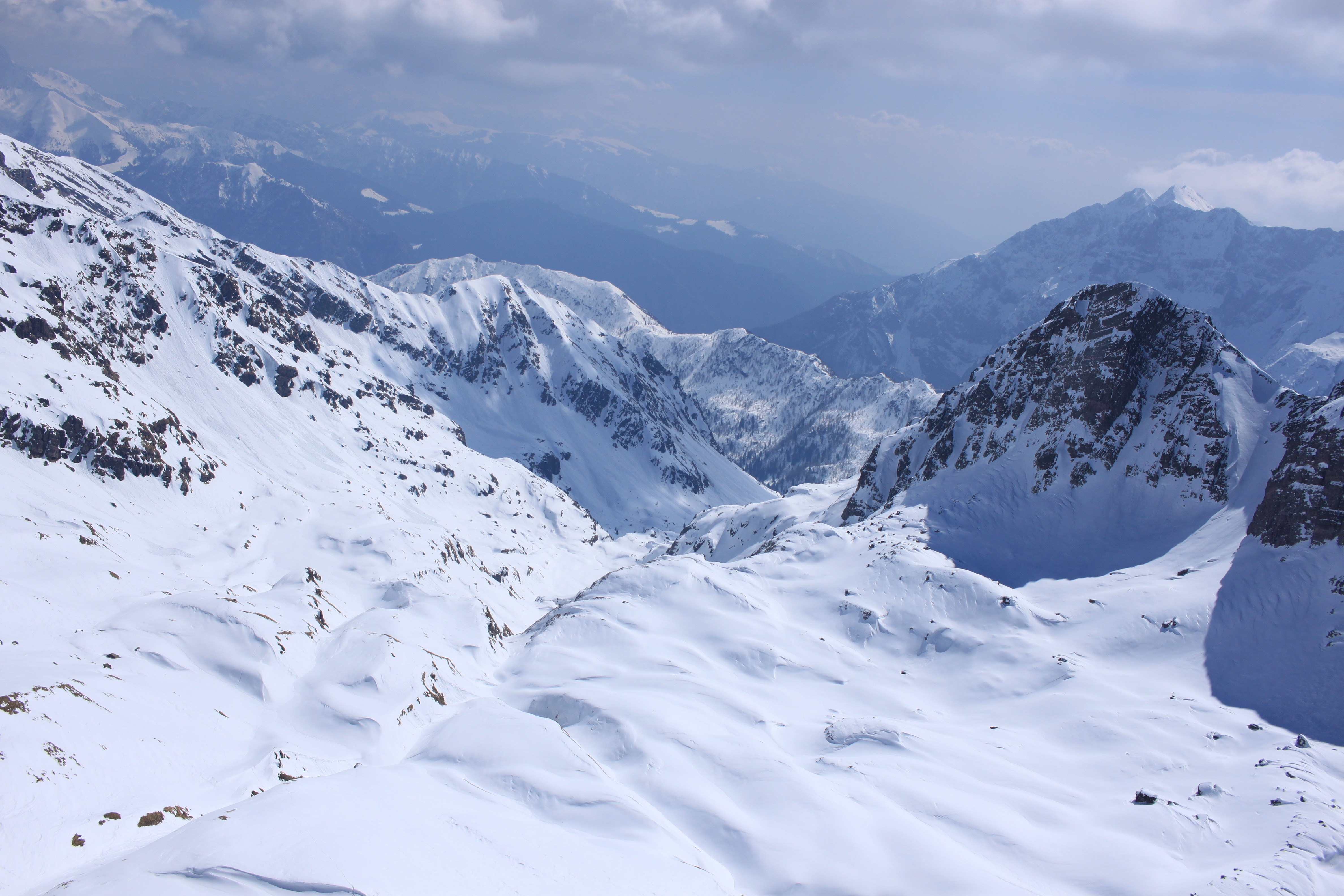 Pizzo Farno (2506 m). Una classica per veterani.