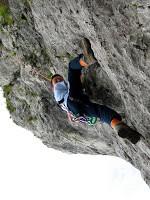Chi al giovedi fugge dal lavoro arrampica in Cornagera