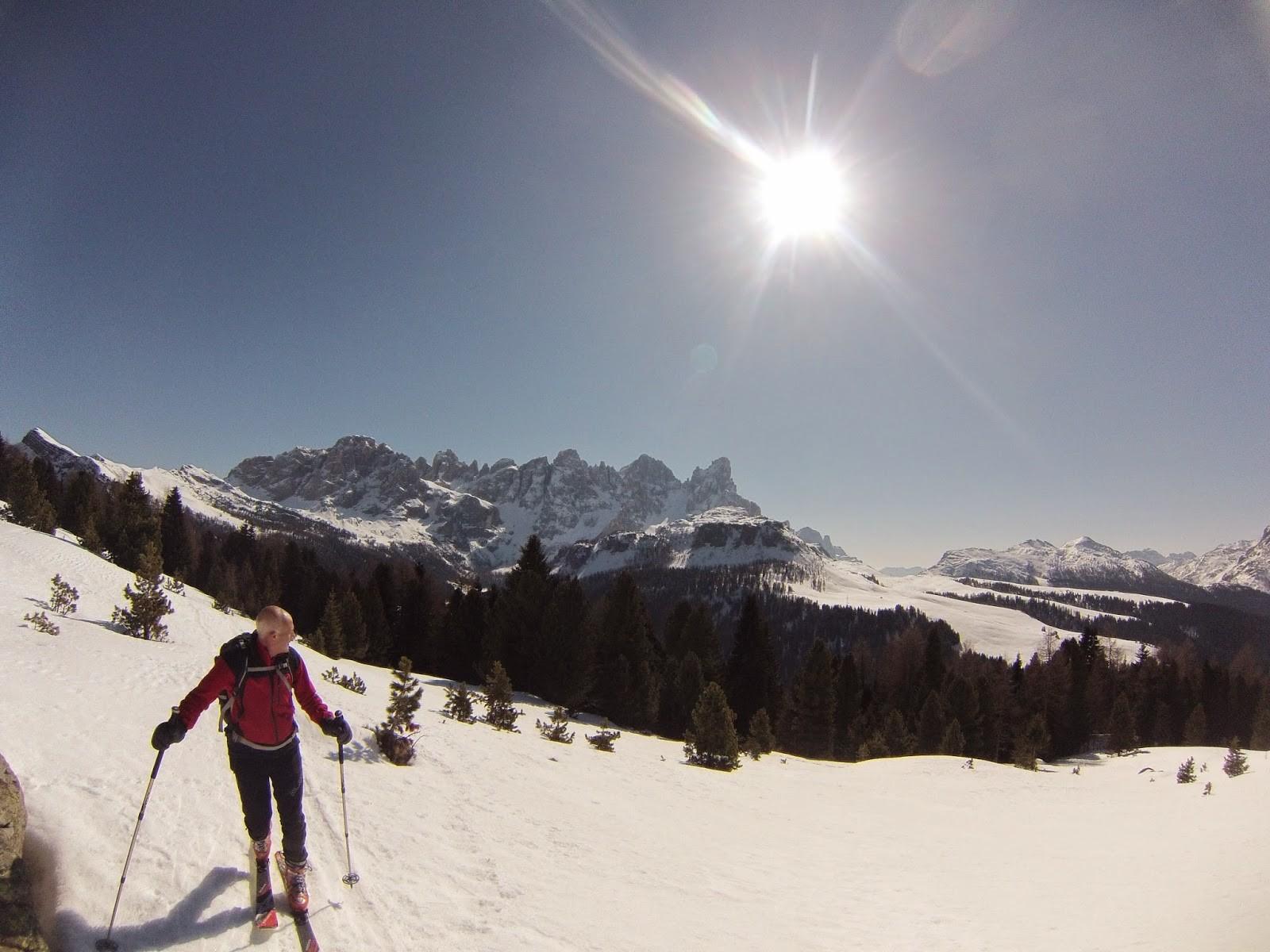 Cima Bocche – 2745 m