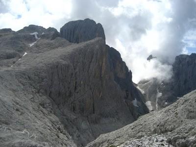 Dolomiti coast to coast-Pale di San Martino