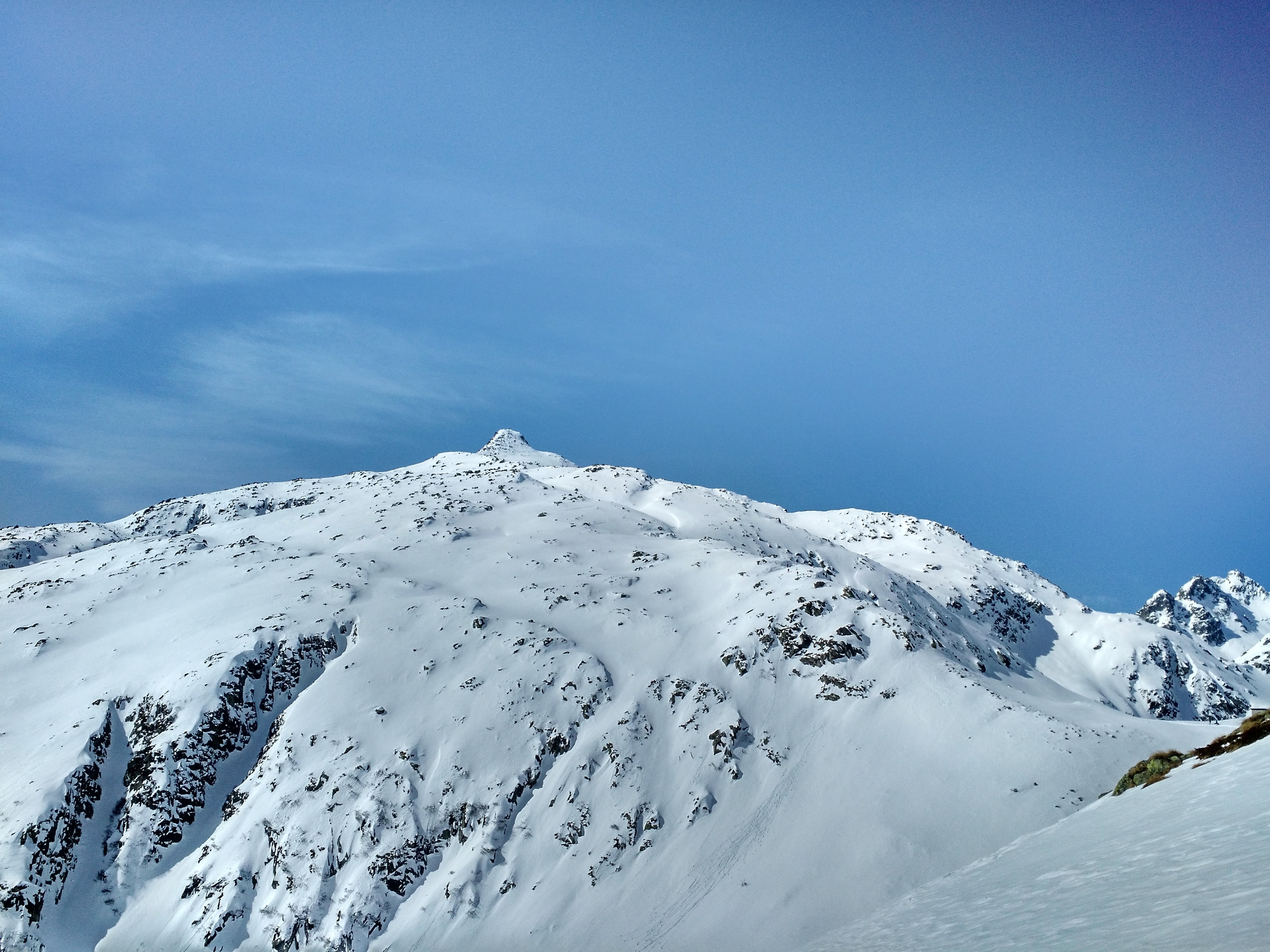 M. Serodoli (2706 m). Un gioiello della Val Rendena