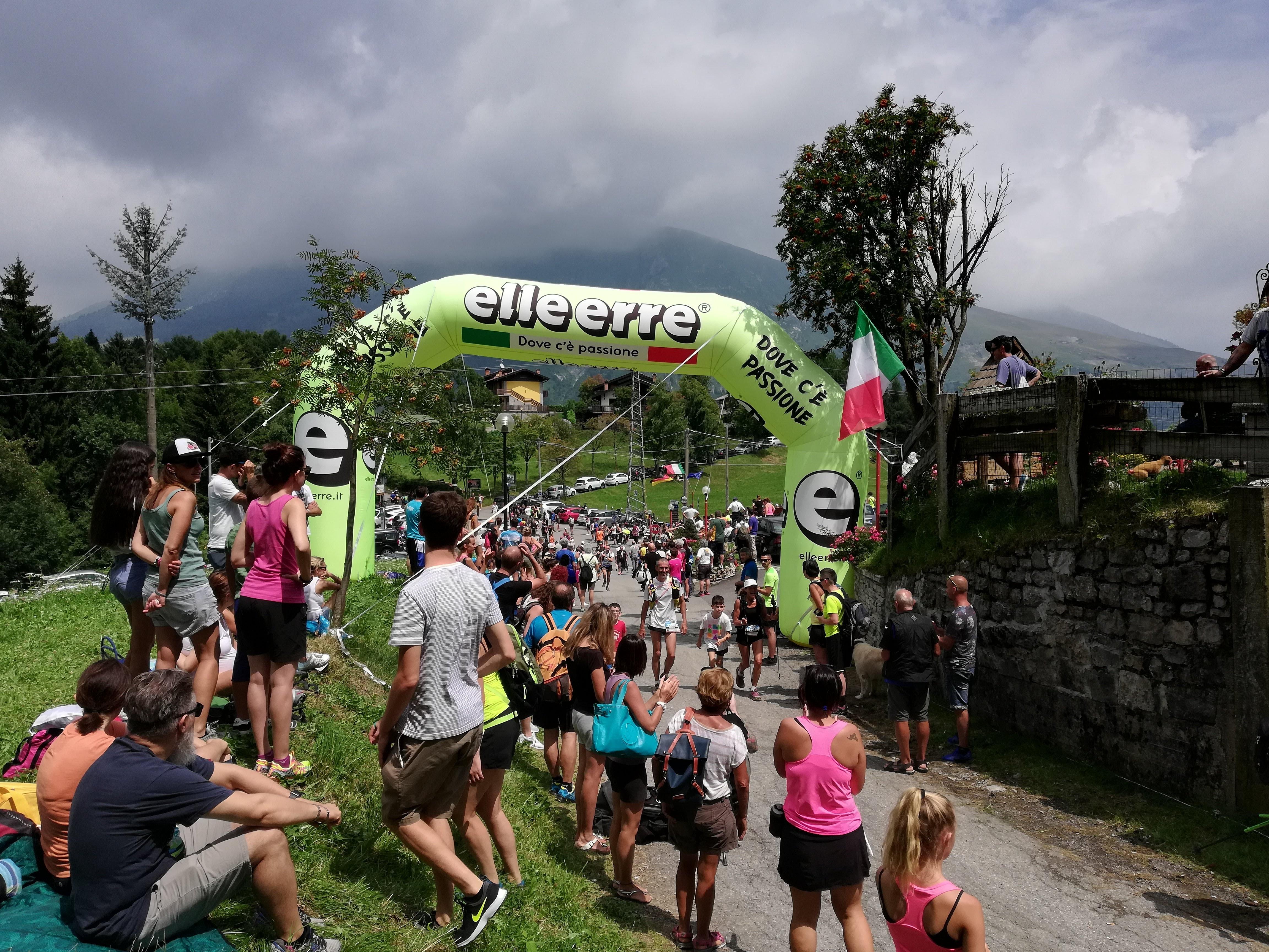 Gran Trail Orobie 2018 – La prima volta del GAP