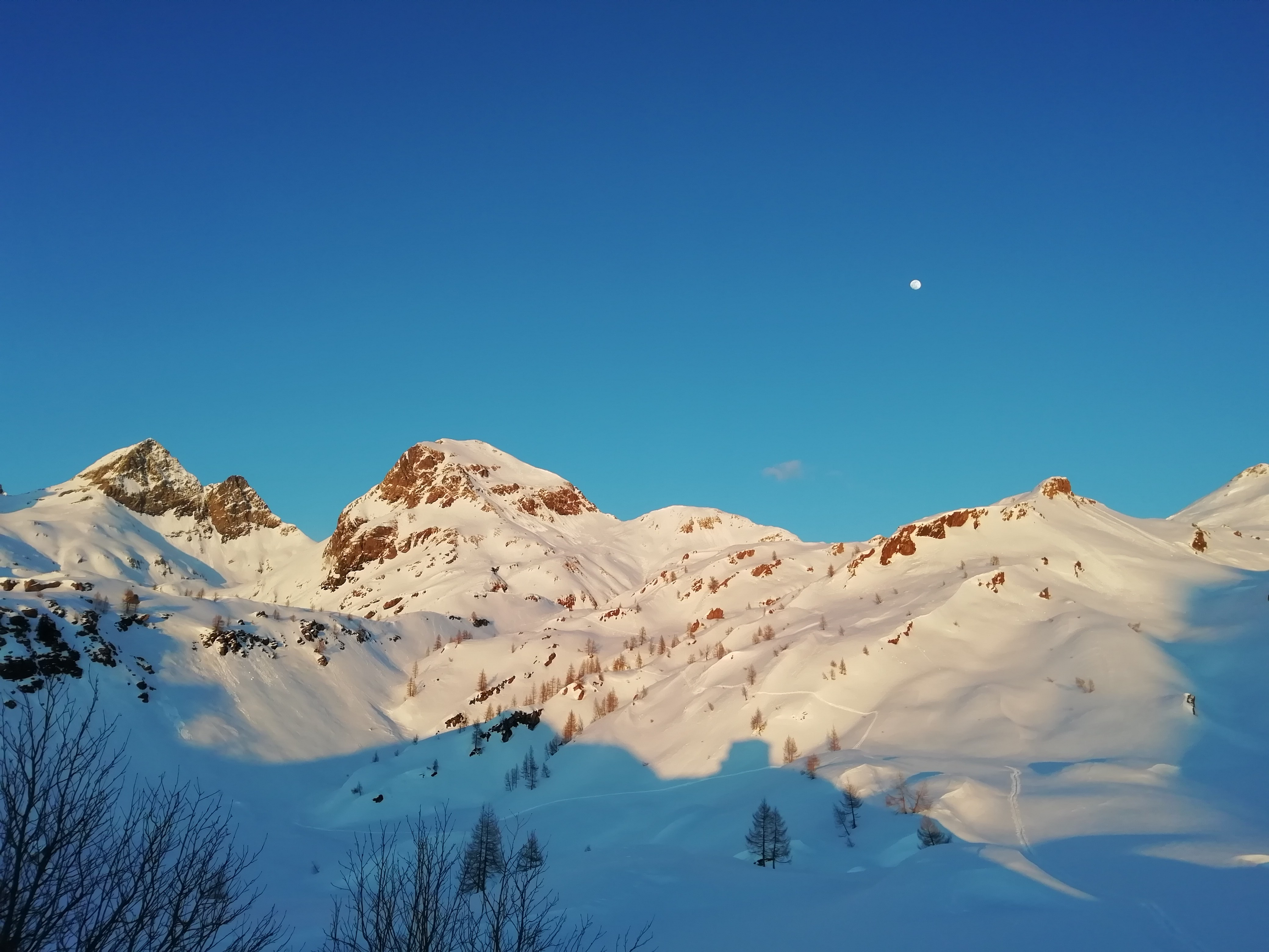 Monte Grabiasca e Diavolo di Tenda (quasi). Un week end che profuma di avventura