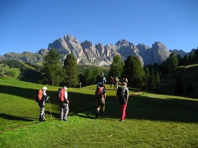 Sass Rigais 3025 m. Odle