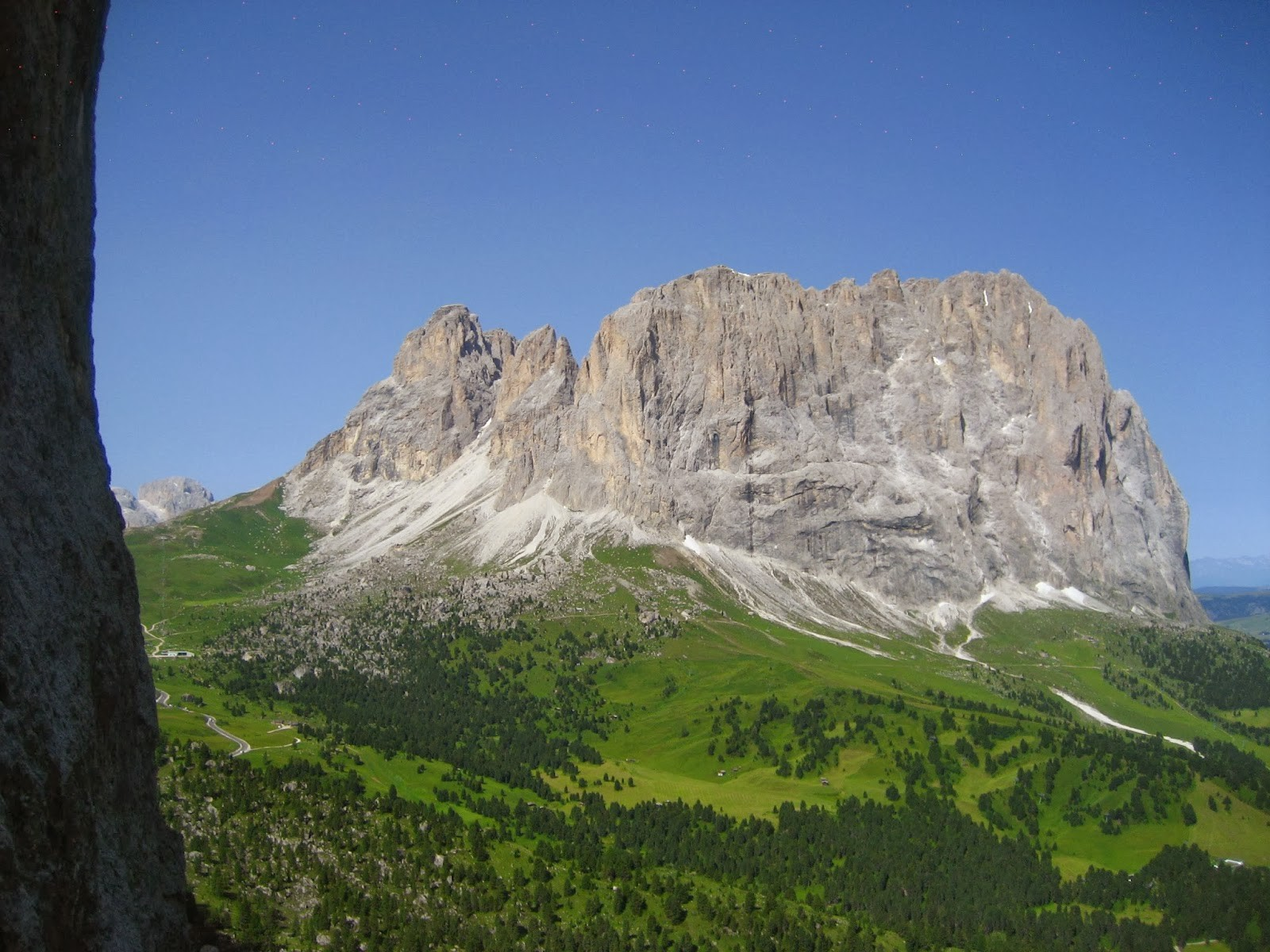 Torre Fiechl, Via Tanesini (IV)
