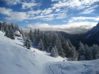Scialpinisti… domenica 13 gennaio