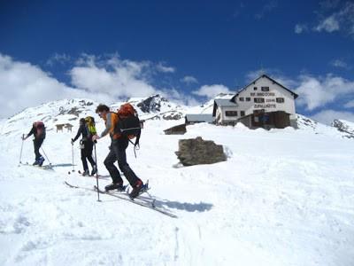 Cima Marmotta-Alto Adige