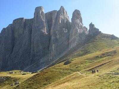 Dolomiti-Giorno 1- Ferrata delle Mesules