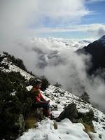 Monte Zulino foto gita domenica 25.11.07