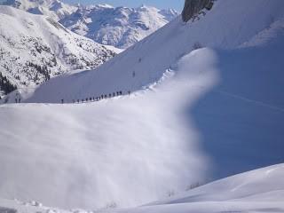 Scialpinismo al passo Branchino