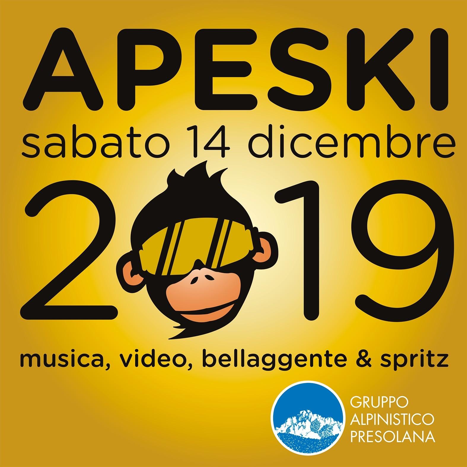 APESKI 2019 – Apertura Stagione Sciistica
