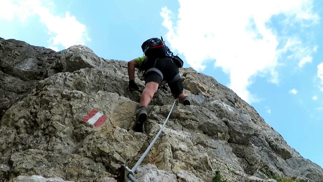 Dolomiti di Fanes – Ferrata Via della Pace 31/08 – 01/09/2019 – Iscrizioni Aperte